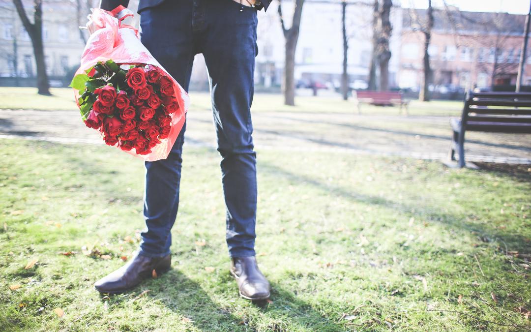 5 pomysłów na romantyczne Walentnki